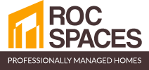 ROC Spaces logo